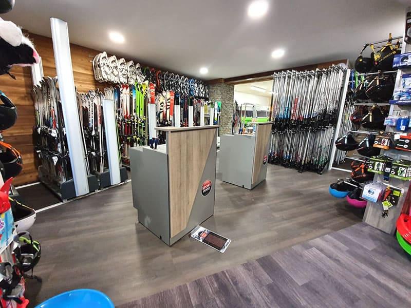 Magasin de location de ski AUSSOIS SPORTS à 20 Rue d'en Haut, Aussois