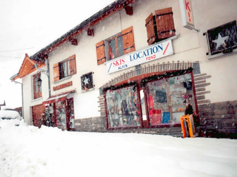 Magasin de location de ski Ski Service à 26, Rue de la Parrachée, Termignon-la-Vanoise