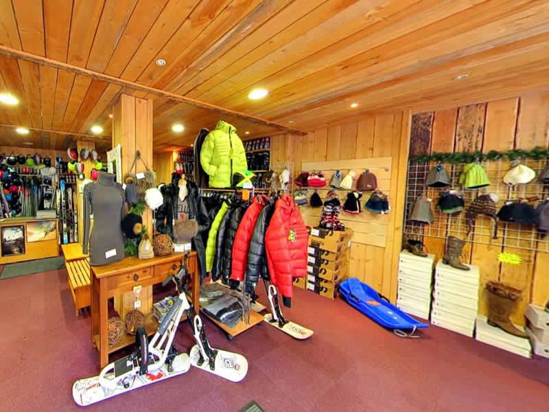 Magasin de location de ski MONTANA, 3, rue Meynadier à Le Mont Dore