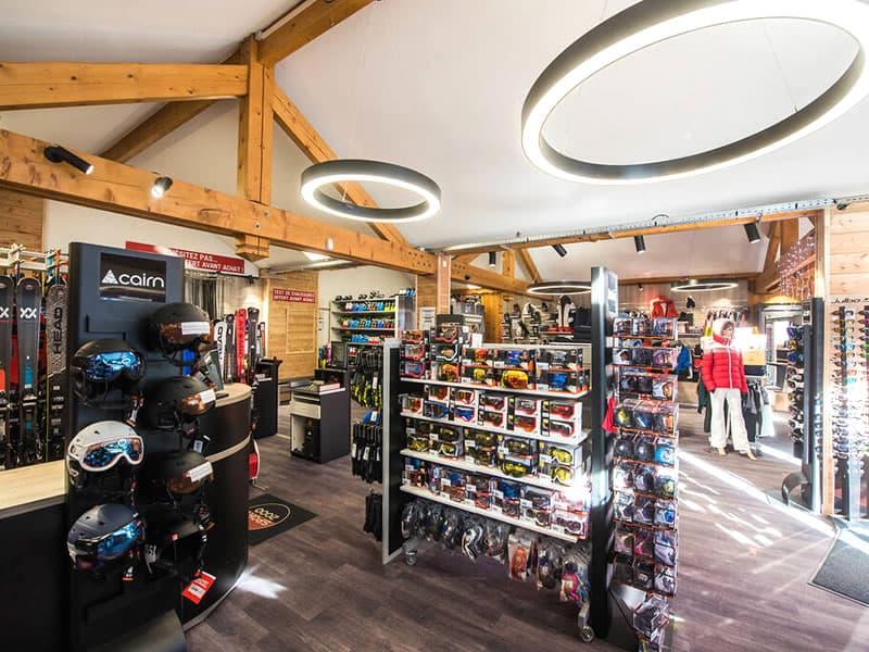 Magasin de location de ski SPORT 2000 ALTITUDE à 6 chemin de l'oratoire, Serre Chevalier Villeneuve