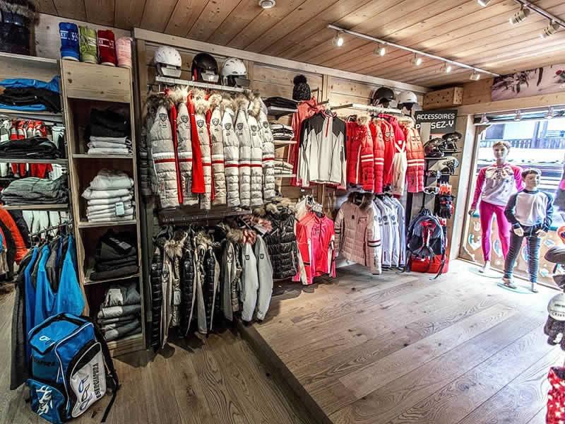 Magasin de location de ski MATHIAS SPORTS, 60 Taille de Mas du Pleney à Morzine