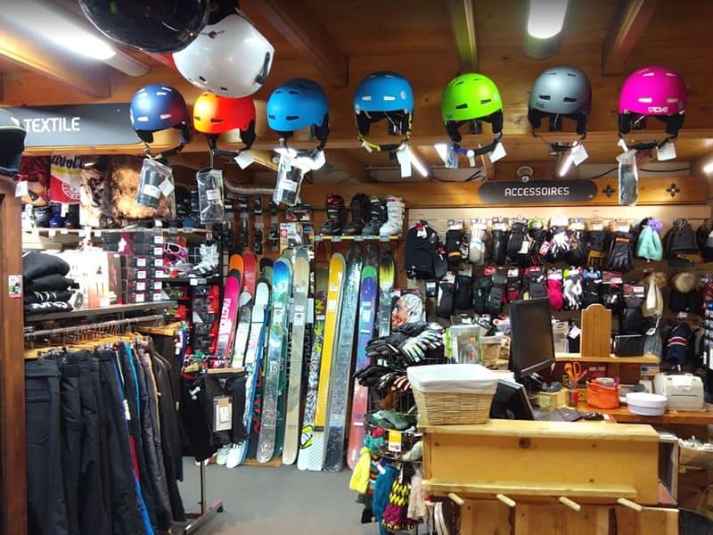 Magasin de location de ski KRAKATOA à 7 Av. René Froger, Briançon