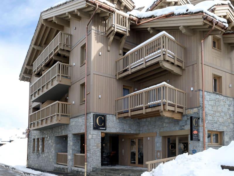 Magasin de location de ski ALPINE RESIDENCE LE C, Alpine Residence Le C - 122, rue de Notre Dame des Neiges à Courchevel 1650