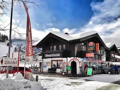 Magasin de location de ski SPORT 2000 Fuchs, Ellmau à Alte Strasse 3