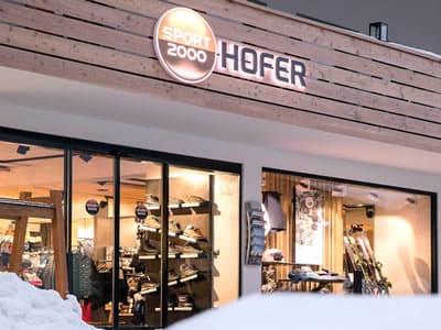 Magasin de location de ski SPORT 2000 Hofer, Neustift im Stubaital à Am Dorfplatz 13