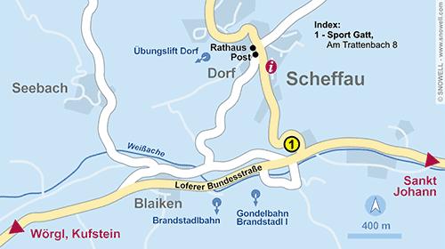 Plan Scheffau