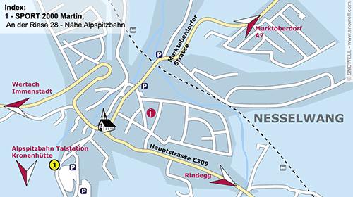 Plan Nesselwang