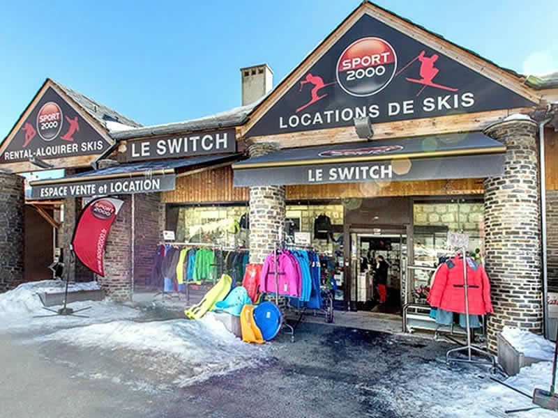 location ski 33