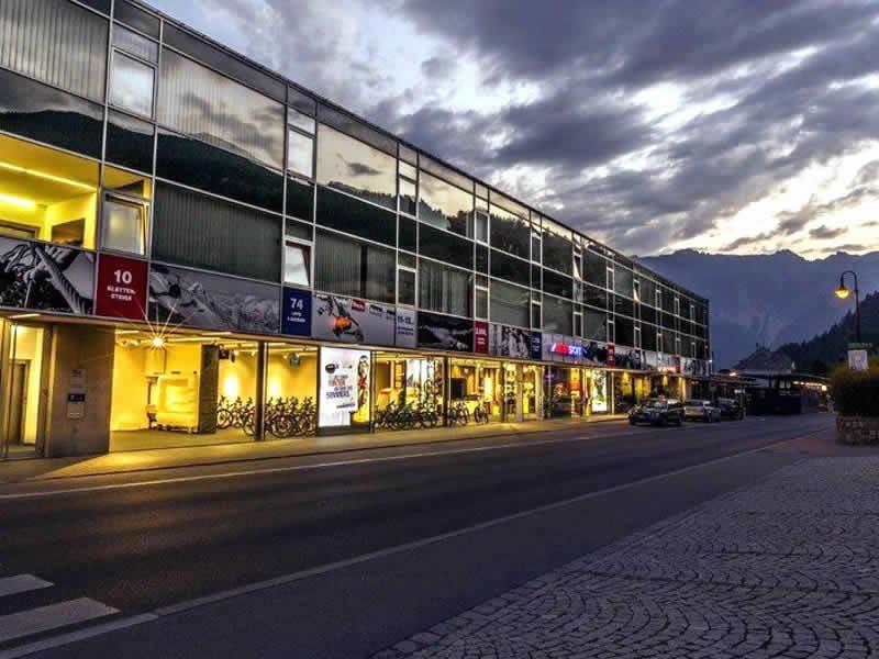 Magasin de location de ski INTERSPORT - Silvretta Montafon à Bahnhofstrasse 15, Schruns