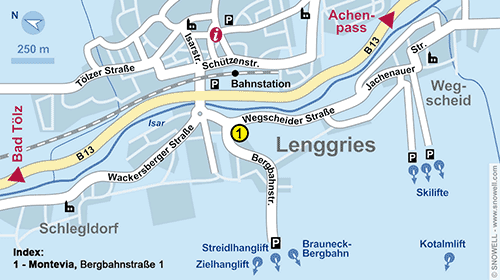 Plan Lenggries
