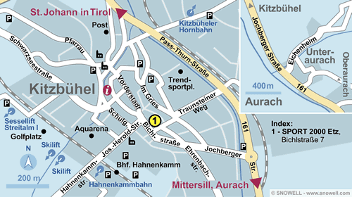 Plan Kitzbühel
