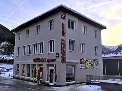 Magasin de location de ski Gastein Sport, Bad Gastein à Böcksteiner Bundesstrasse 2