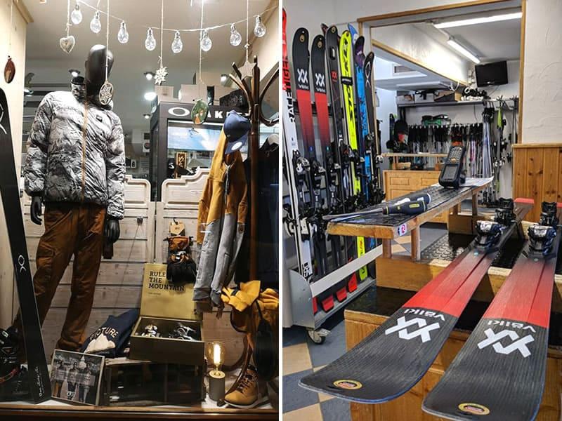Magasin de location de ski LES TRYOSKYS à Chalet Le Floral, La Toussuire
