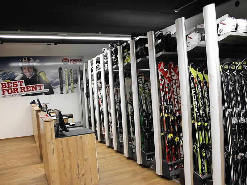 Magasin de location de ski SPORT 2000 Rankl à Coburgstraße 53 [Planai Talstation], Schladming