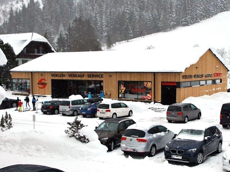 Magasin de location de ski Sport Scherz Riesneralm à Donnersbachwald 196, Irdning Donnersbachtal
