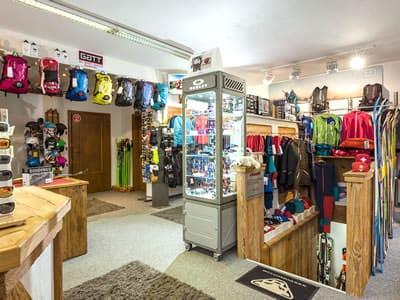 Magasin de location de ski Sport Gatt, Söll à Dorf 135