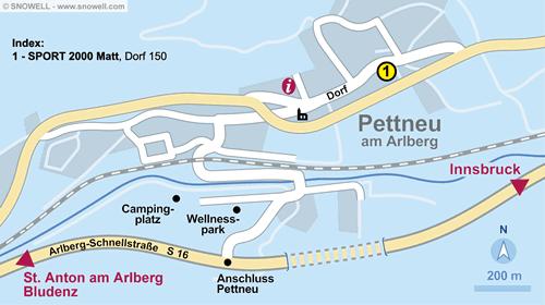 Plan Pettneu