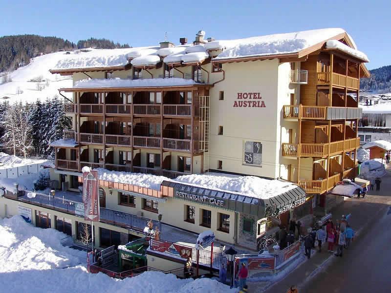 Magasin de location de ski Sport Blachfelder à Dorfstraße 123 [Hotel Austria], Wildschönau-Niederau