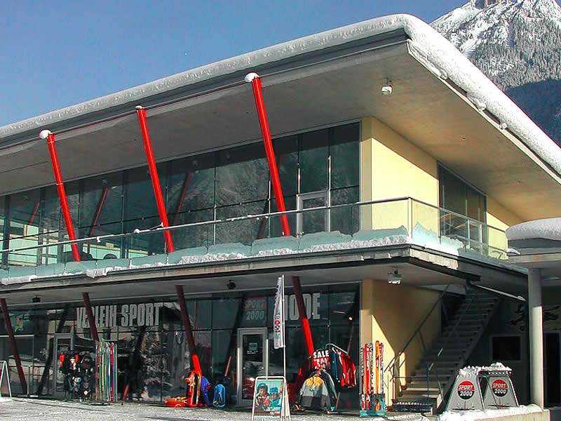 Magasin de location de ski WW SPORT 2000 Wörndle à Dorfstrasse 26, Maurach