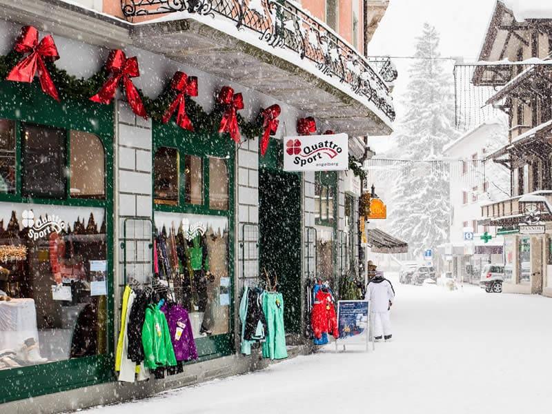 Magasin de location de ski Quattro Sport, Dorfstrasse 27 à Engelberg