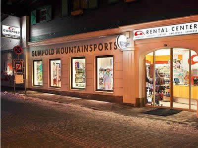 Magasin de location de ski SPORT 2000 Rentalcenter, Hinterglemm à Dorfstrasse 301