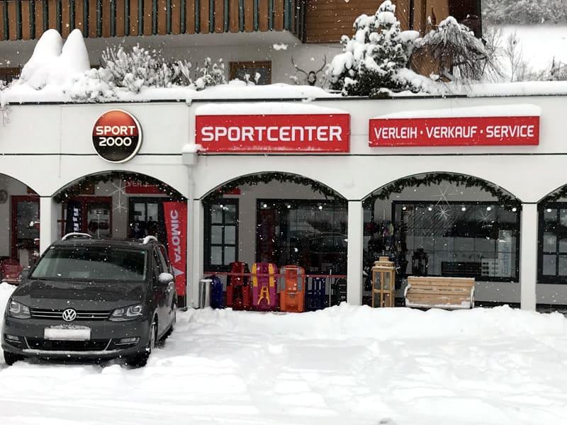 Magasin de location de ski SPORT 2000 Sportcenter à Dorfstrasse 91, Bad Kleinkirchheim