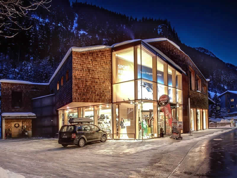 Magasin de location de ski LARCHER Sport und Mode à Feichten 128, Feichten/Kaunertal