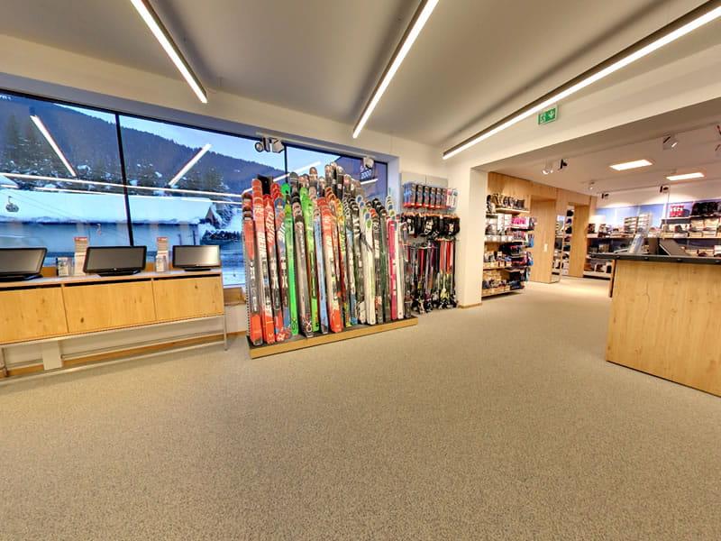 Magasin de location de ski SPORT 2000 Perner à Flachauer Str. 142, Flachau