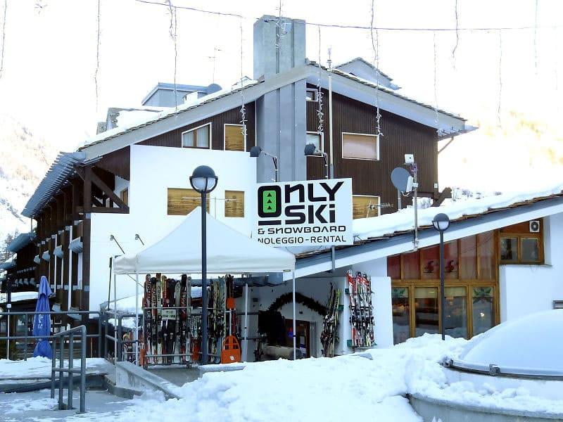 Magasin de location de ski Only Ski & Snowboard à Fraz. Entreves 122, La Thuile