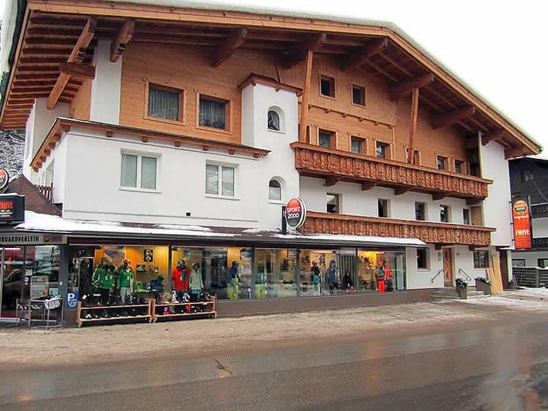 Magasin de location de ski SPORT 2000 Engelbert à Gerlos 174, Gerlos