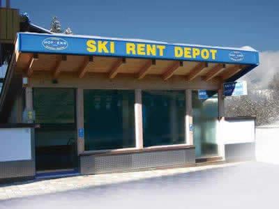 Magasin de location de ski Hofherr Sport, Berwang à Haus Egghof - HNr. 24