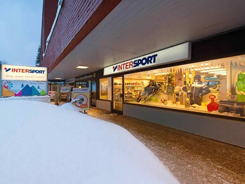 Magasin de location de ski INTERSPORT - Silvretta Montafon, Haus Valisera Nr. 28a à Gargellen