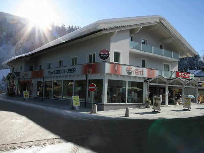 Magasin de location de ski SPORT 2000 Huber à Hinterstoder 15, Hinterstoder