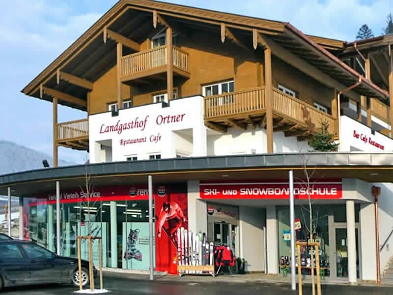 Magasin de location de ski Sport Klieber à HNr. 387 [Talstation Reitlehen Bergbahnen], Eben im Pongau
