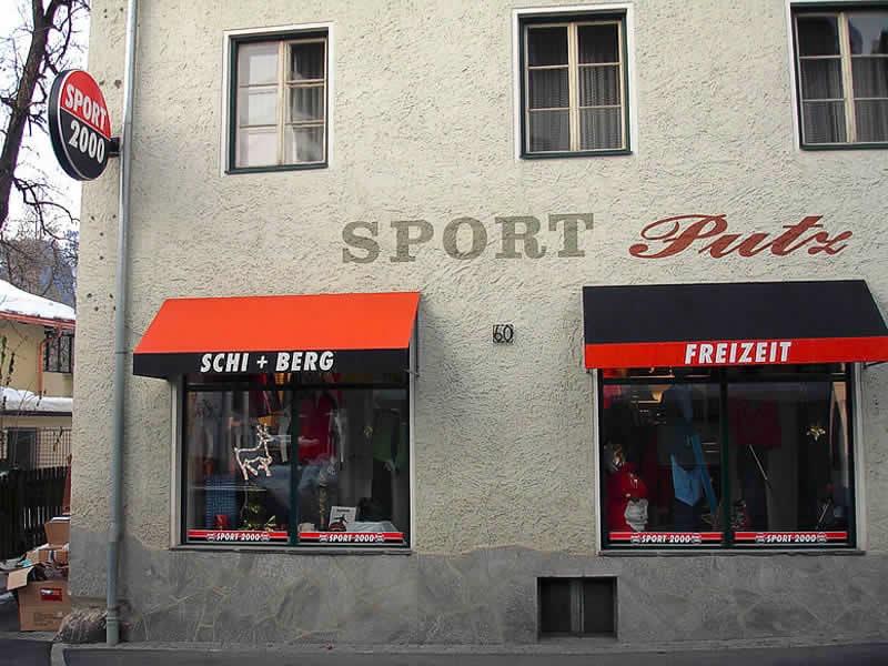 Magasin de location de ski SPORT 2000 Putz à HNr. 60, Kötschach-Mauthen