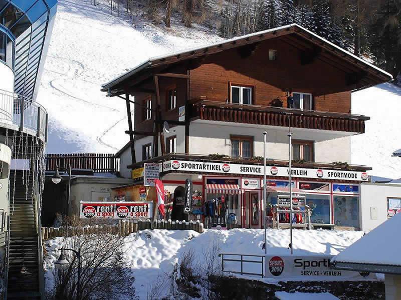 Magasin de location de ski SPORT 2000 Sportladen à Hof 34, Heiligenblut