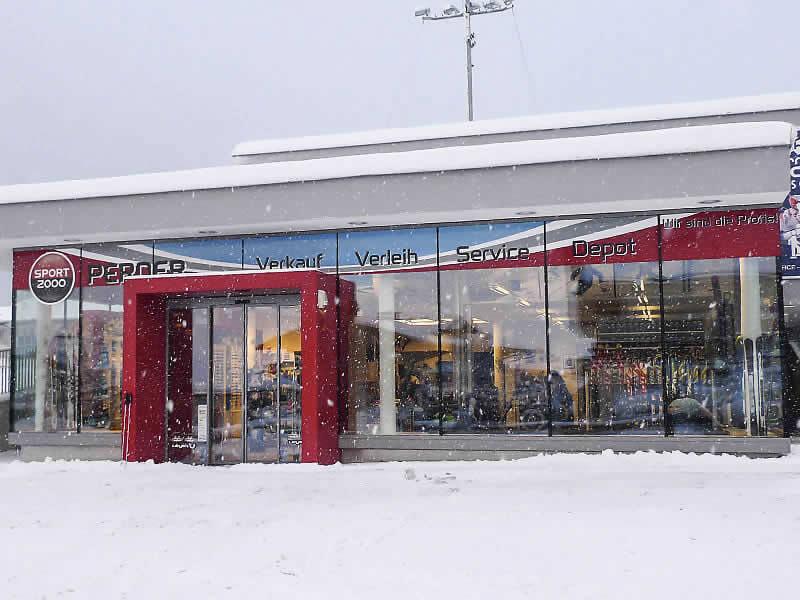 Magasin de location de ski SPORT 2000 Star Jet à Hofgasse 186 [Talstation Star Jet], Flachau