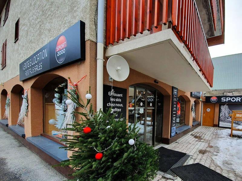 Magasin de location de ski MARTIN SPORTS à Immeuble Crêt de Peré, Valloire