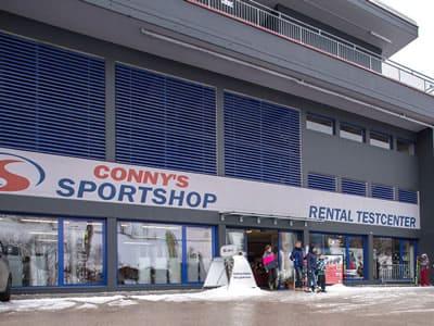 Magasin de location de ski Sport Conny's, Alpbach à Inneralpbach 553 [Talstation Pöglbahn]