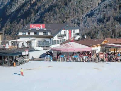 Magasin de location de ski Sporthütte Fiegl, Sölden à Innerwald