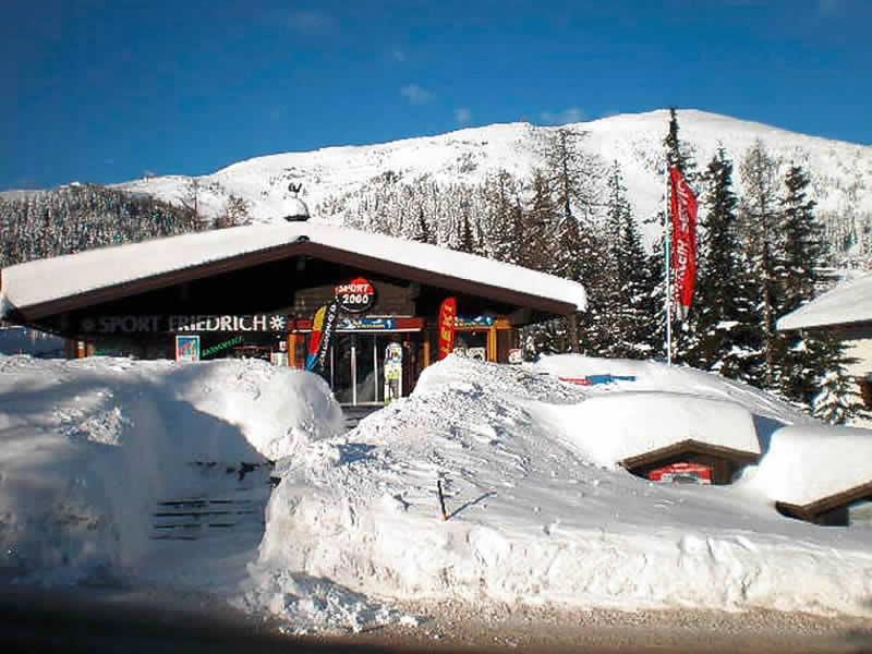 Magasin de location de ski Sportalm Friedrich à Katschberg 332, Katschberg