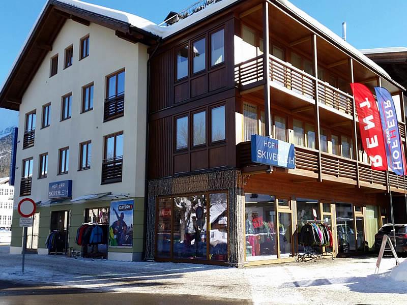 Magasin de location de ski Hofherr Sport à Kirchplatz 23, Ehrwald