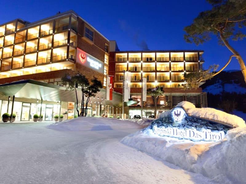 Magasin de location de ski Etz Sportboutique - Kempinski Hotel Das Tirol à Kitzbüheler Strasse 48, Jochberg