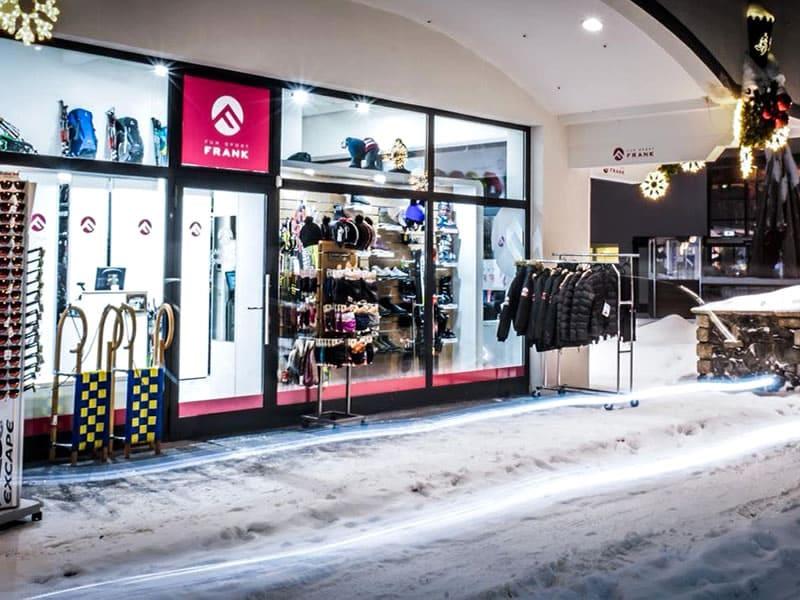 Magasin de location de ski FunSport Frank, Klosterstrasse 608 à Seefeld
