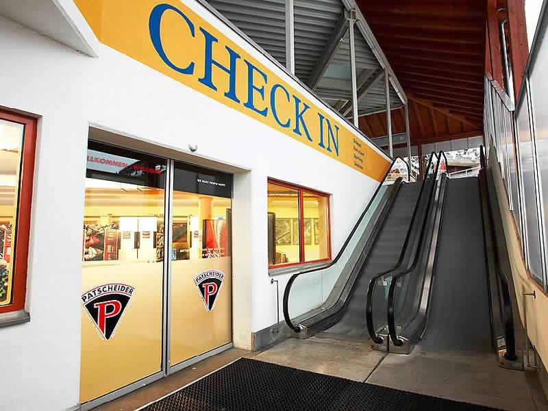 Magasin de location de ski Check In, Komperdellbahn Talstation, Dorfbahnstr. 75 à Serfaus