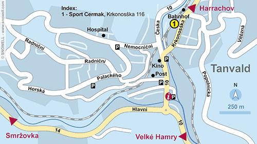 Plan Tanvald