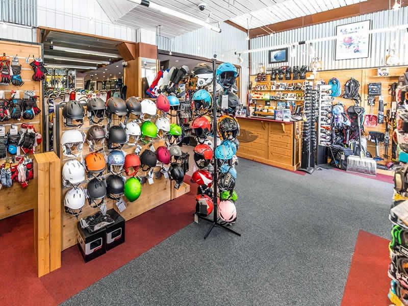 Magasin de location de ski ESKIADOR à Le Portillo - Avenue Olympique, Val d Isere