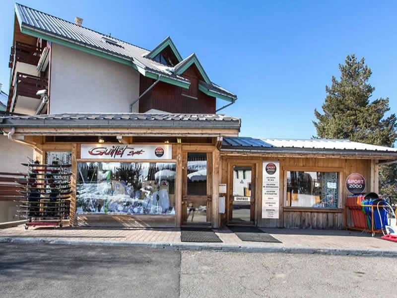 Magasin de location de ski GUILLET SPORT à Les Rambins, Correncon-en-Vercors