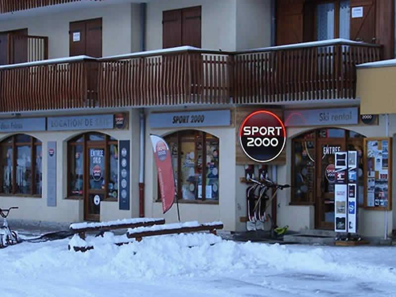 Magasin de location de ski AUX DEUX FRERES, Les Vernataux - Le Mollard à Albiez Montrond