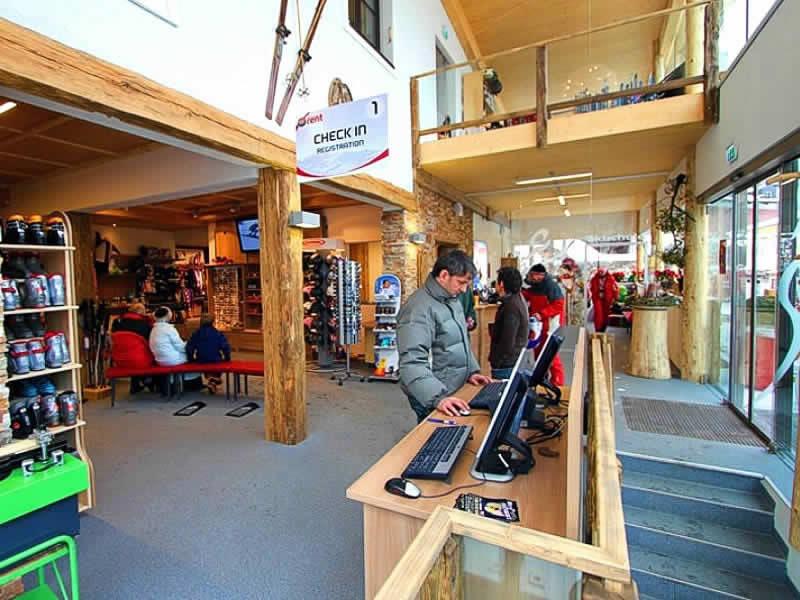 Magasin de location de ski Skischule Lofer Herbst à Lofer 1a, Lofer